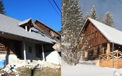 Cottage Koprivnik