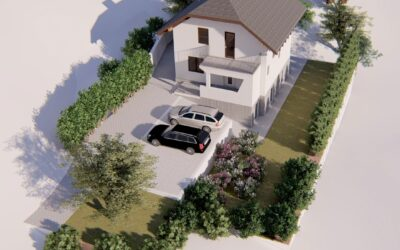 House with orchard in Bohinjska Bela