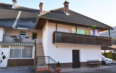 Fully-furnished Apartment in Bohinjska Bistrica