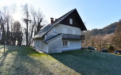Exclusive Lakeside House in Bled