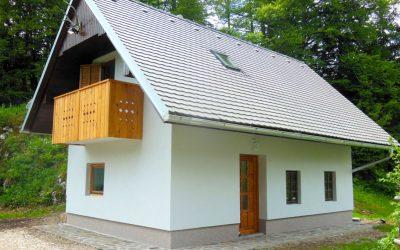 Woodlands cottage, Pokljuka