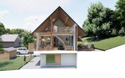House Pod Rebrom